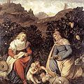 Giovanni Cariani - Sacred Conversation - WGA04216.jpg