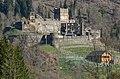 Glanegg Mautbruecken 1 Burgruine Glanegg Sued-Ansicht 15042013 0298.jpg