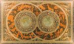 Globe fresco in the Palace of Caserta, edit.jpg