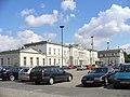 Gmach kolejowego dworca w Sosnowcu - panoramio.jpg