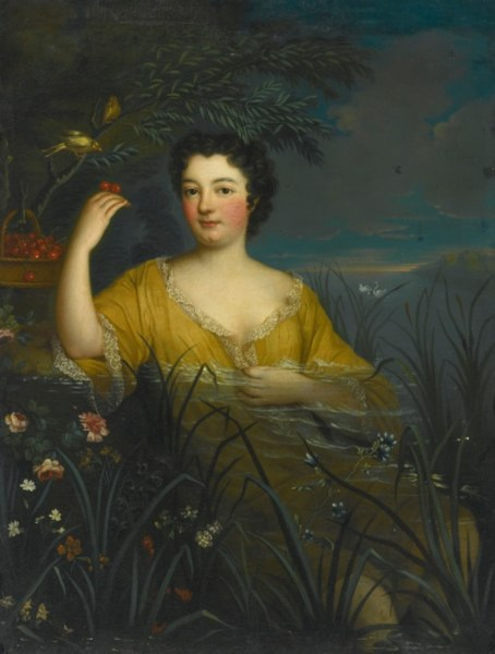 File:Gobert, circle of - So-called portrait of Louise Anne de Bourbon.jpg