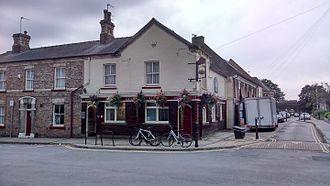 Bishophill - The Golden Ball pub