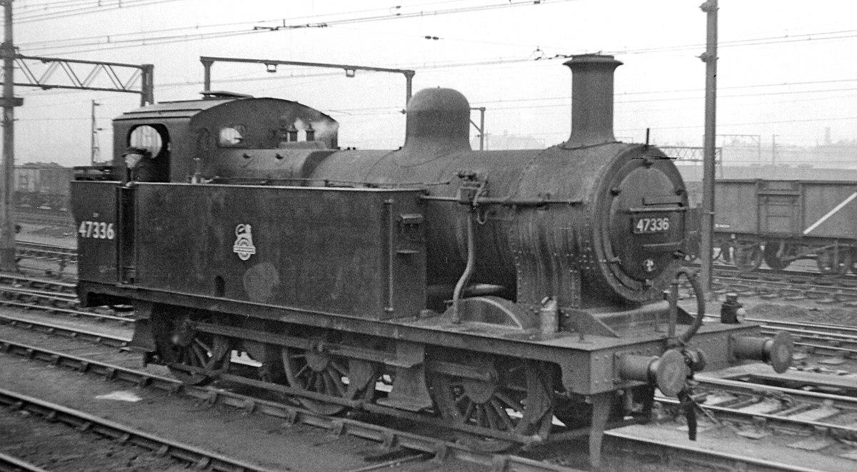 Lms Fowler Class 3f
