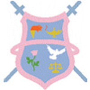 Gamma Phi Delta (sorority) - Image: Gpd shield