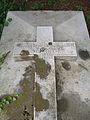 Grób Kamili Stefańskiej (Baronowej Camilli von Kleydorff) w parku zamku Hohenwehrda.jpg