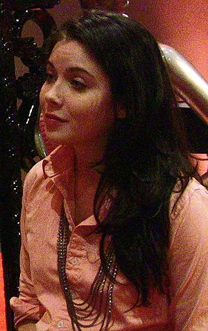 Grace Phipps - Phipps in 2011