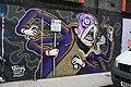 Graffiti in Shoreditch, London - Captain Kris (13804703413).jpg