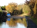 Grand Union Canal just beyond Catherine de Barnes village - geograph.org.uk - 90356.jpg