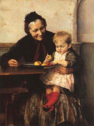 Georgios Jakobides - Image: Grandma's Favorite