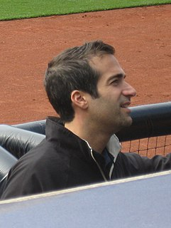 Matt Vasgersian American sportscaster (born 1967)