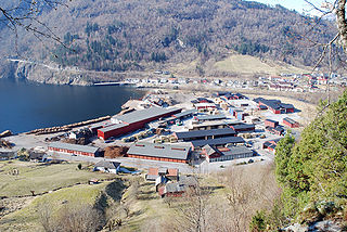 Granvin Former municipality in Hordaland, Norway
