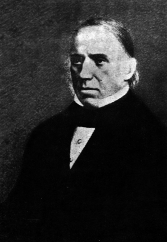 Eugene O'Curry - Photograph taken of Eugene Curry abt 1850.
