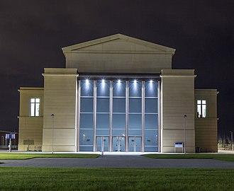 Swansea University - Great Hall at Swansea University Bay Campus