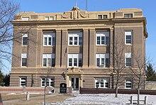 Greeley County Courthouse (Nebraska) from W 1.JPG