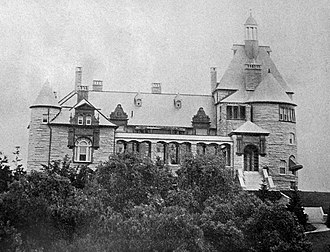 Greycourt State Park - Grey Court