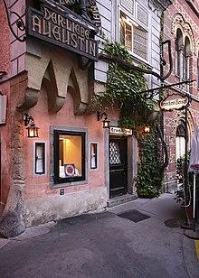 Cafe Restaurant In Der Meinardusstra Ef Bf Bde Oldenburg