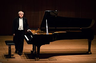 Grigory Sokolov Russian pianist