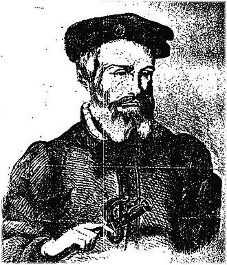 Guillén de Castro y Bellvis - Guillén de Castro y Bellvis, engraving from 1628 by Juan Ribalta.