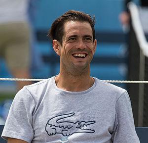 Guillermo García López - Image: Guillermo García López 3, Aegon Championships, London, UK Diliff