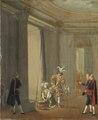 Gustav III, 1746-92, konung av Sverige som Meleager (Pehr Hilleström d.ä.) - Nationalmuseum - 14934.tif
