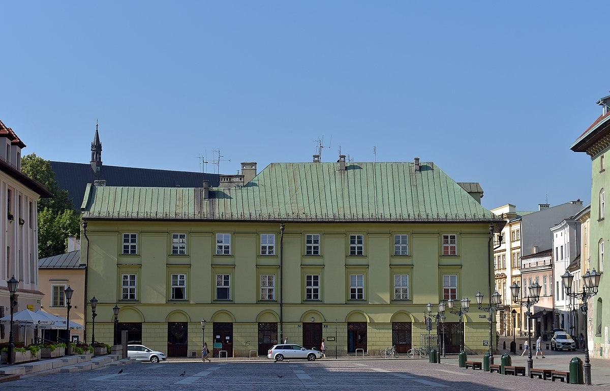 Kamienica Gutkowskiego W Krakowie Wikipedia Wolna