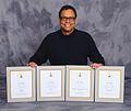 Guy Eckstine Grammy Plaques.jpg