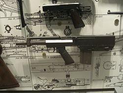 Gwinn Arms Bushmaster pistol