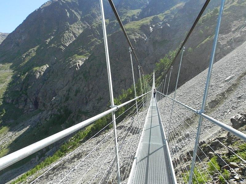 Belezas dospontos turísticos na Suíça