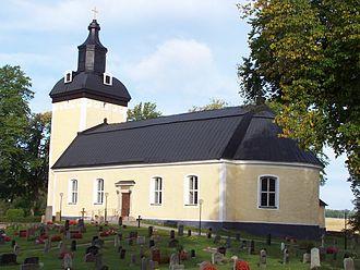 Hölö - Hölö church