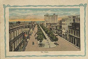 Paseo del Prado, Havana - Image: H003; The Prado