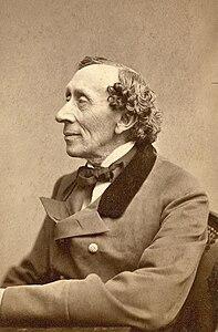 33f57bf01c4 H.C. Andersen - Wikipedia, den frie encyklopædi