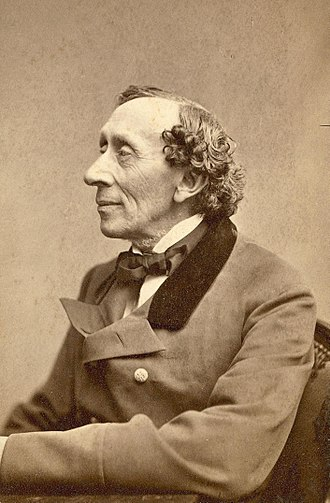Hans Christian Andersen - Image: HCA by Thora Hallager 1869
