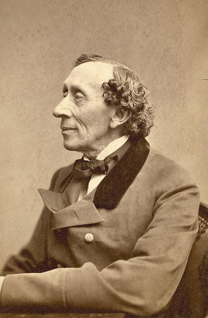 Photograph taken by Thora Hallager, 1869