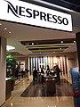 HK 中環 Central IFC Mall shop 奈斯派索 Nespresso store February 2019 SSG 01.jpg