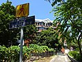 HK 屯門 Tuen Mun 震寰路 Tsun Wen Road Aged Blind People Home ahead sign July 2016 DSC.jpg
