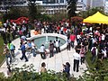 HK 禮賓府 Government House 開放日 Open Day fountain visitors April-2012 Ip4.jpg