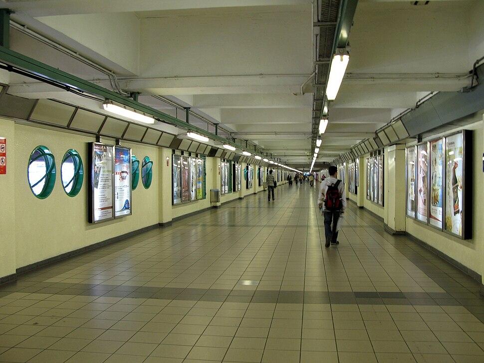 HK Hung Hum Station Corridor