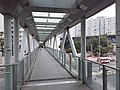 HK KT 啟德 Kai Tak 太子道東 Prince Edward Road East footbridge near 彩頤花園 Rhythm Garden December 2020 SSG 07.jpg