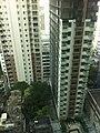 HK Mid-levels 堅道 Caine Road 寶樺軒 Casa Bella view CentrePoint Dawning Place Jan-2012.jpg