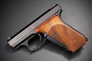 Heckler & Koch P7 - Image: HK P7 M13 (20965360961)