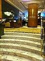 HK TST Royal Pacific Hotel 皇家太平洋酒店 Pierside Bar & Restaurant interior stairs Jan-2013.JPG