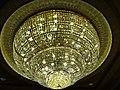 HK TST Royal Pacific Hotel 皇家太平洋酒店 ceiling lamp Jan-2013.JPG