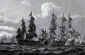 Image illustrative de l'article HMS Captain (1787)
