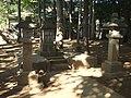 Hachiman Shrine (八幡社) in Soshigaya Shimmei Shrine (祖師谷神明社) - panoramio.jpg