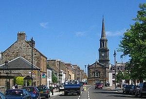 Haddington, East Lothian - Image: Haddington