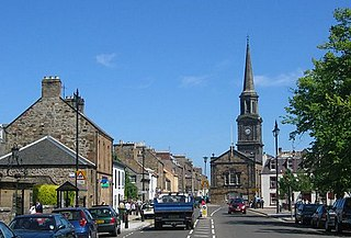 Haddington, East Lothian town in East Lothian, Scotland