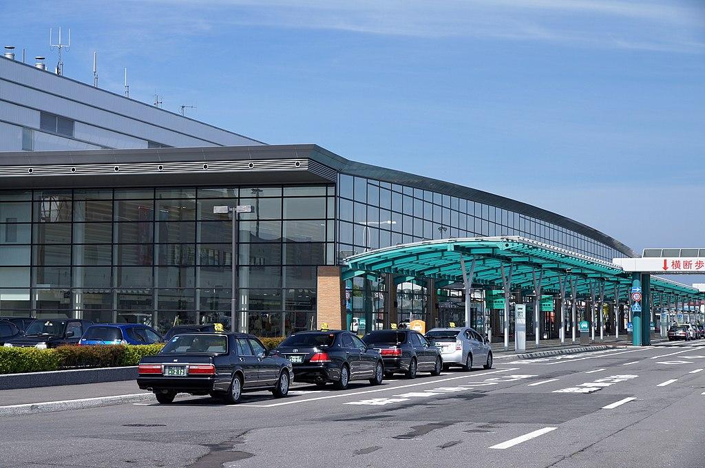Hakodate Airport Hokkaido Japan06s3