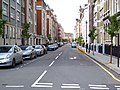 Hallam Street from New Cavendish Street (north) - panoramio (1).jpg
