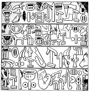 Anatolian hieroglyphs