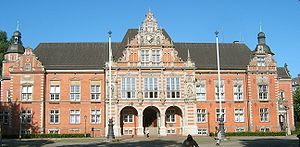 Harburg (quarter) - The town hall